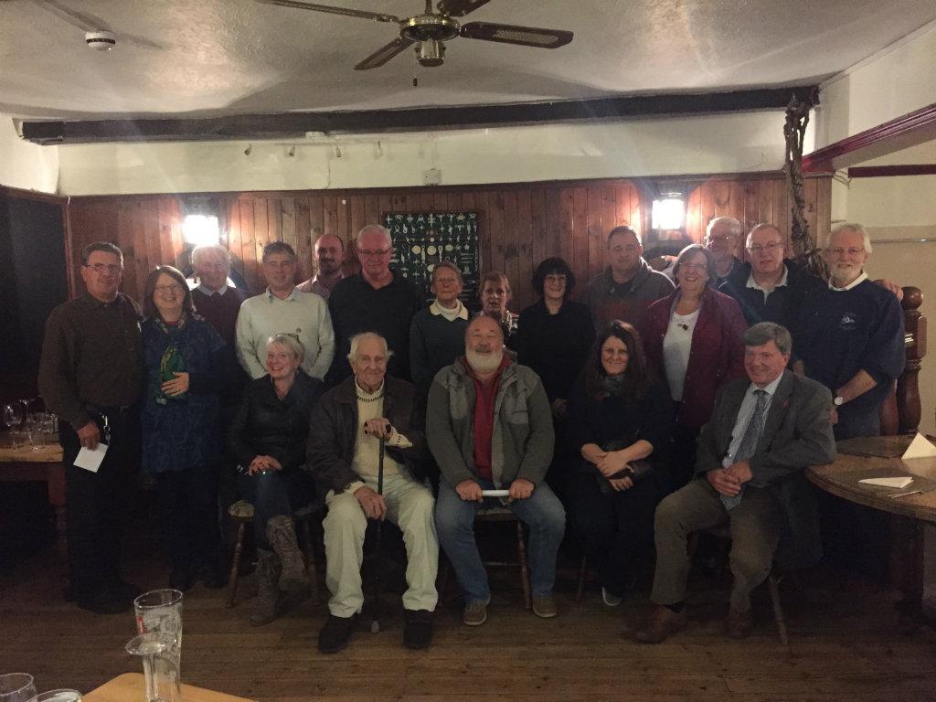 November Steering Group Meeting