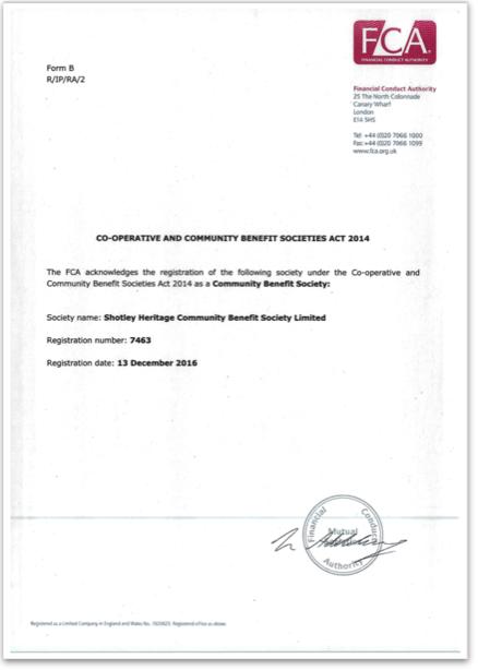 FCA Confirmation December 2016